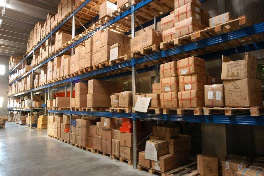 warehouse service near you by best packers and movers raj international cargo